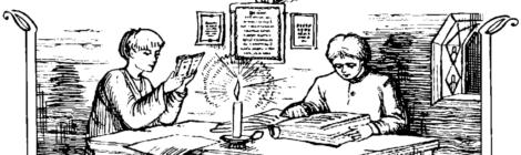 Молебен перед сдачей ЕГЭ и ГИА